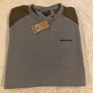 Patagonia Men's LS P-6 Logo LW Crew Sweatshirt M